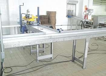 Empresa de esteira transportadora aço inox