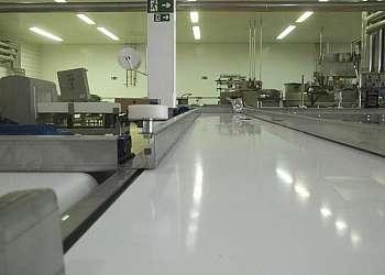 Fábrica de esteira transportadora de lona