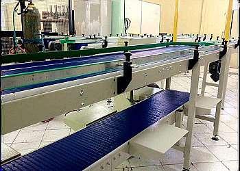 Esteira transportadora aço inox  fabricante